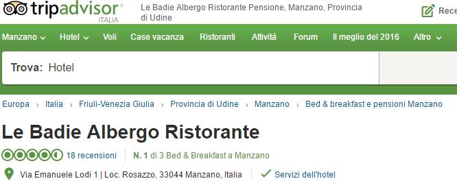 by tripadvisor ITALIA