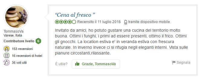"""Cena al fresco"""